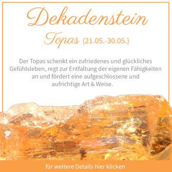 goldtopas zwillinge sternzeichen bedeutung edelstein schmuck geburtstein