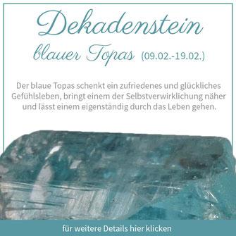blauer topas wassermann sternzeichen bedeutung edelstein schmuck geburtstein