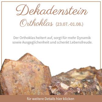 orthoklas löwe sternzeichen bedeutung edelstein schmuck geburtstein