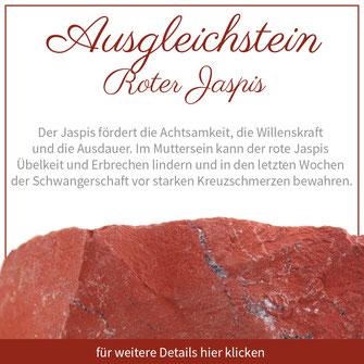 roter Jaspis waage sternzeichen bedeutung edelstein schmuck ausgleichstein