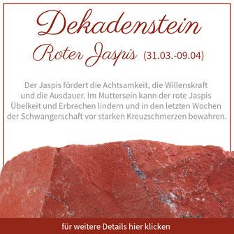 roter jaspis widder geburtstein bedeutung edelstein schmuck