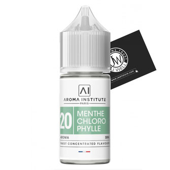 Aroma Institute - N°20 Menthe Chlorophylle