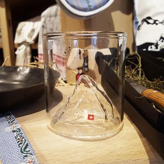 Whiskyglas Matterhorn