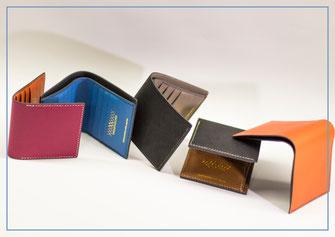 Portemonee Geldbeutel Bifold Wallet