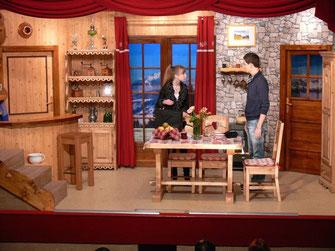 La pièce jouée par le Théâtre de la Laurentienne, commune de Neydens en Haute Savoie. (Photo : Théâtre de la Laurentienne 2013)
