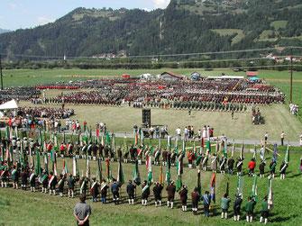17. Alpenregionsfest 28.-30. Juni 2002