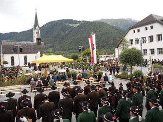 60 Jahre Wiedergründung Bezirks- und Talfest 2. Juli 2017
