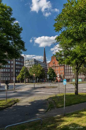 leer Straße Hamburg