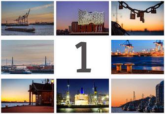Bilder Hamburg Hafencity Speicherstadt Landungsbruecken
