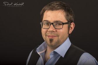 Michael Gerber, Portrait, Business, www.danielkneubuehl.com, Phtographer/Fotograf: Daniel Kneubühl