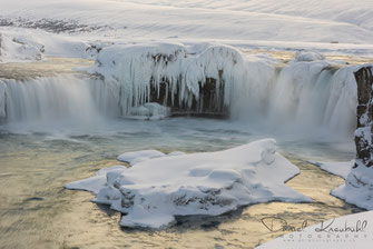 Godafoss, Iceland, Fotograf: Daniel Kneubühl, DK Photography