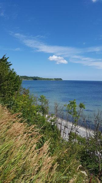 Ruegen Küste Ostsee Meer