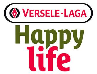 Logo Happy Life Hundefutter.
