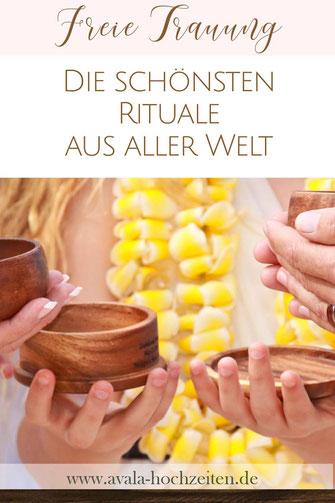 Traurednerin Berlin Brandenburg Die schönsten Rituale aus aller Welt Pinterestbild