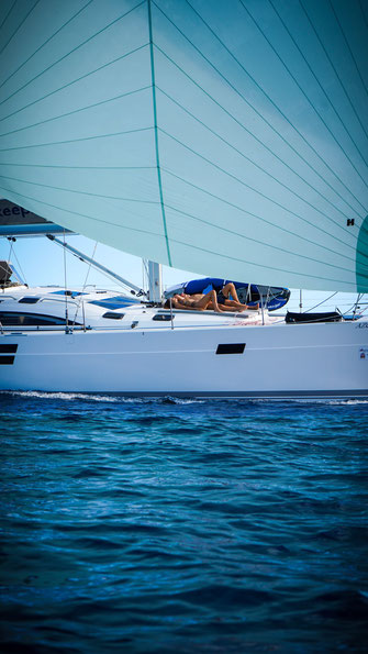 Azoren Luxus Segeltörn