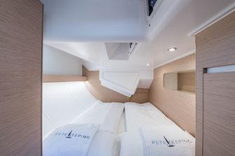 Luxus Doppelkabine Elan 50