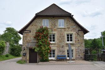 Fassadenbegrünung Kletterpflanzen Kletterrose Haus Fassade