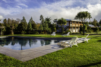 Where to stay in Pucon Hosteria Ecole Speak Chile