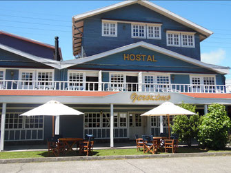 Where to stay in Pucon Hostal Geronimo Speak Chile