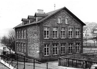herrensohr, dudweiler, petrusschule, petrusstrasse,   1865
