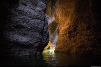 Val di Non - Rio Novella - Parco Fluviale Novella - Canoa Kayak