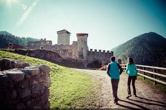 Val di Sole, Castello di San Michele  Ossana, Guest Card