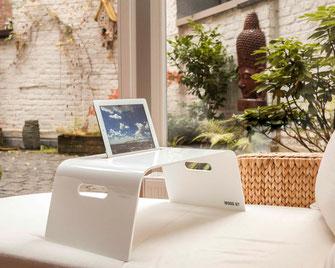 Bild: Betthalterung ipad und tablet, Bett Halter