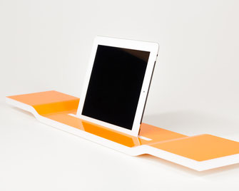 Bild: ipad tablet halterung für die Badewanne
