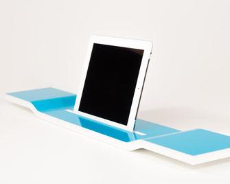 bild: ipad tablet halterung badewanne badewannenhalterung