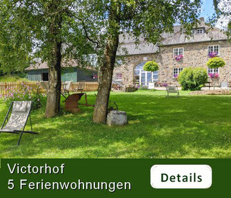 Bauernhofurlaub Eifel mit Kindern  NRW Victorhof