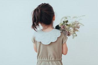 FIRST DRESS Dress Tippet 付け襟&スタイ