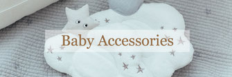 FIRST DRESS Line up baby accessories