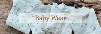 FIRST DRESS Line up baby wear