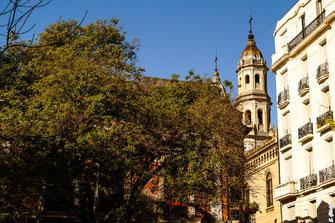 Kirche in San Telmo, Buenos Aires