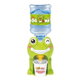 Mini dispensador de agua Ranita