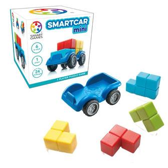 Juego de lógica Smartcar