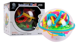 Esfera laberinto Magical intellect ball de 138 pasos