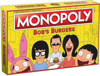 Monopoly Bob´s Burger