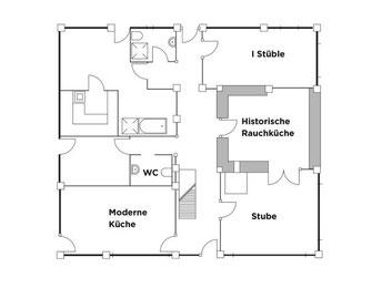 Ferien für Gruppen, Urlaub für Großfamilie mit vielen Schlafzimmern, Familienurlaub im Schwarzwald