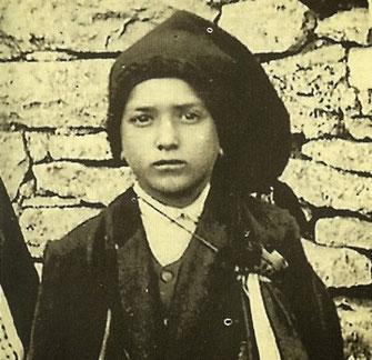 Francisco Marto, vidente de Fátima