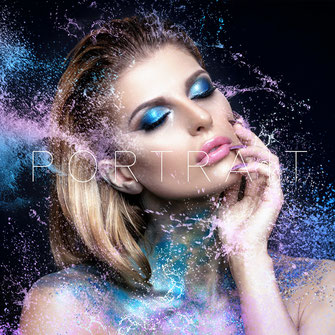 Color - Markus Hertzsch - Visa - Makeup - Fashion - Model - Girl - Portrait - Art