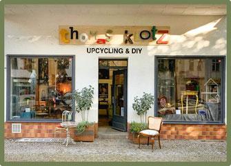 Thomas Klotz Atelier & Werkstatt in Berlin Charlottenburg