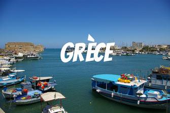 Tourisme en Crète - Grèce
