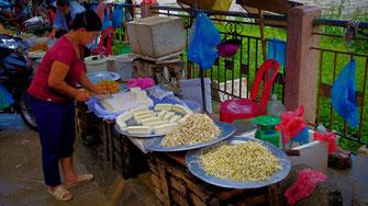 Marché de Cao Bang - Vietnam