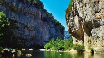 La Malène - Parc National des Cévennes