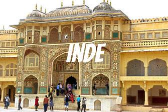 Tourisme en Inde