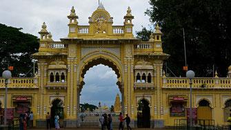 Mysore Palace - Inde