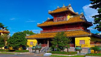 Cité impériale de Hué - Vietnam