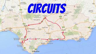 Circuits touristiques dans le Monde