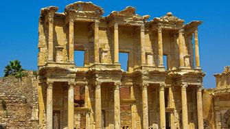 Site archéologique d'Ephèse - Turquie